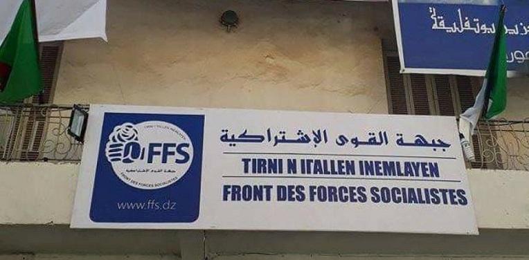 الجزائرـ الأفافاس يدعو السلطة الفعلية للاستلهام من تجربة السودان — TSA عربي