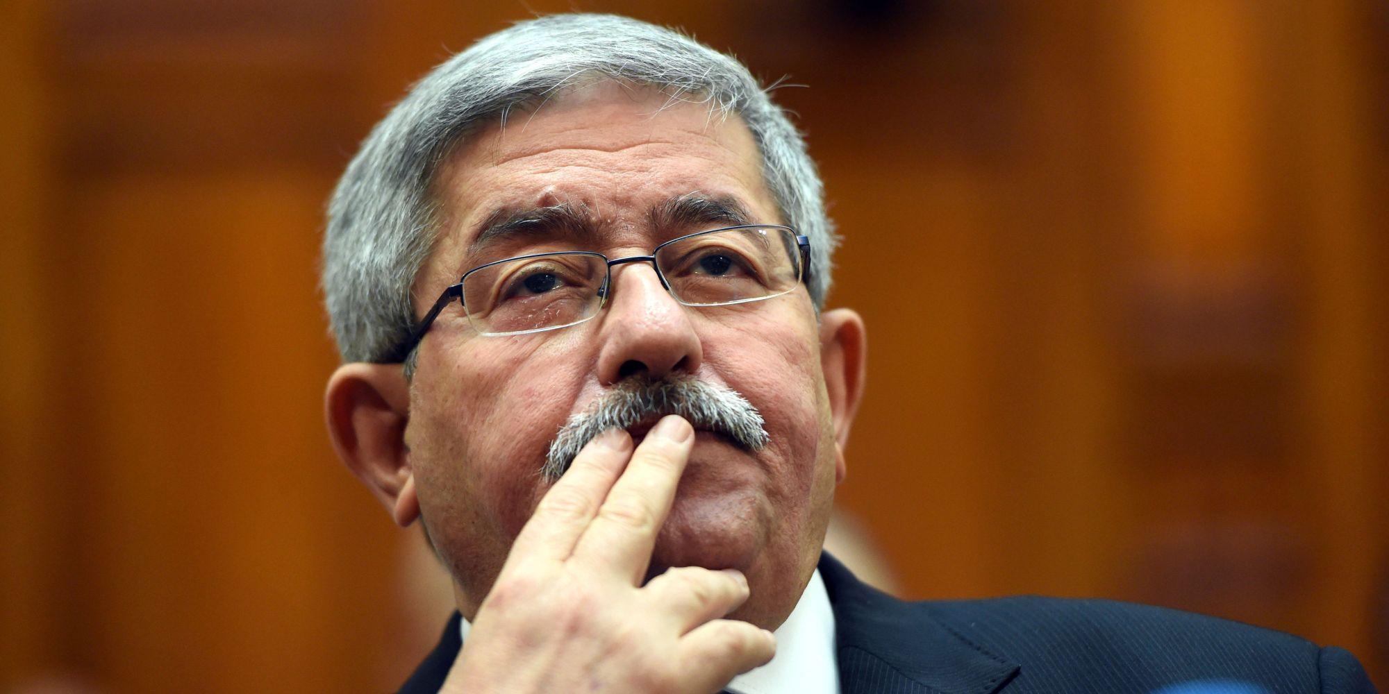 الجزائر - إيداع أحمد أويحيى رهن الحبس المؤقت — TSA عربي