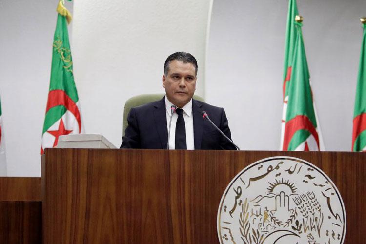 الجزائر - مهلة نواب الافلان لمعاذ بوشارب — TSA عربي