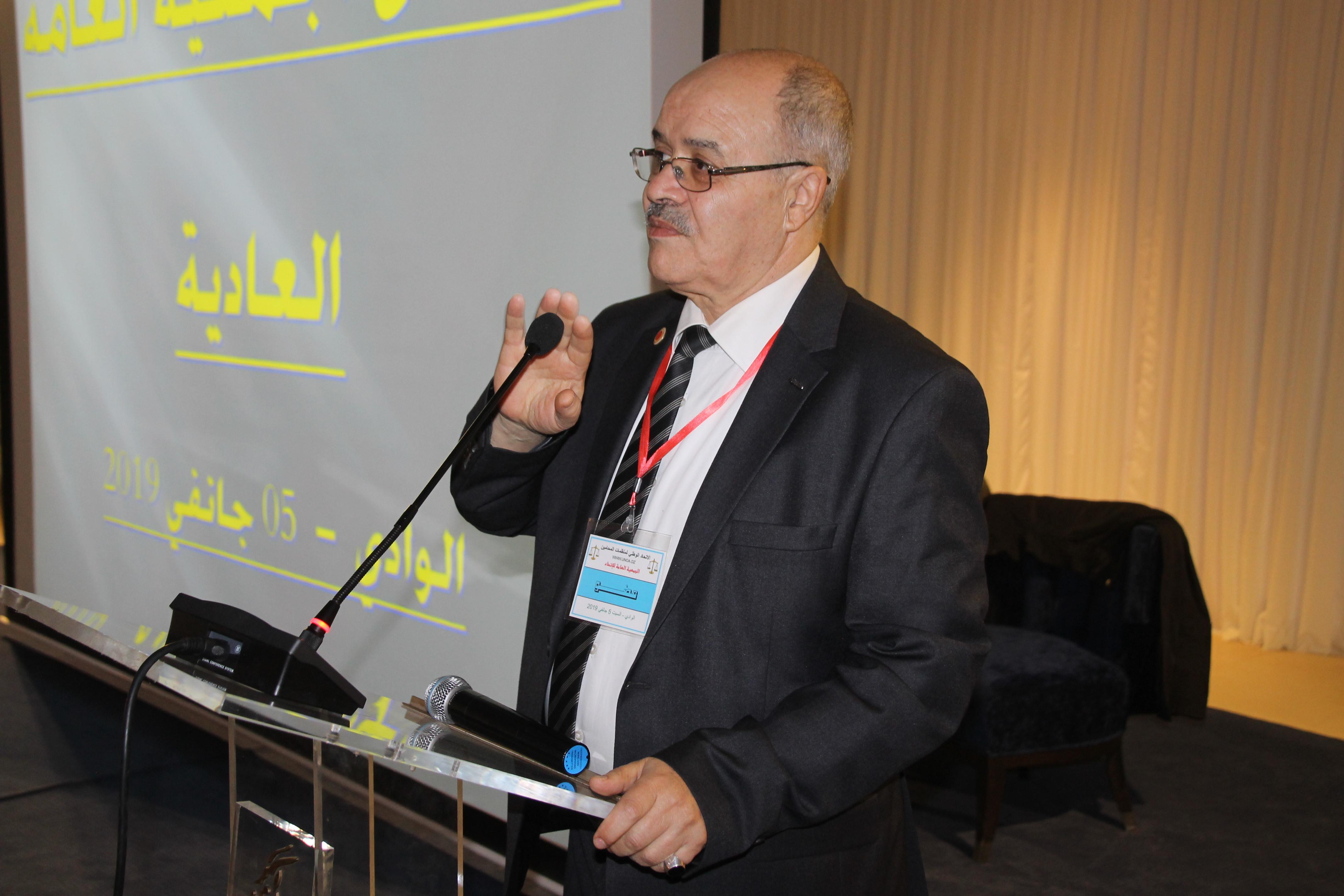الجزائر-إتحاد المحامين يقترح التفاوض مع المحبوسين لاسترجاع الأموال المنهوبة — TSA عربي