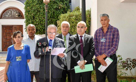 الرئاسة تفرج عن أسماء الشخصيات التي تقود الحوار الوطني — TSA عربي