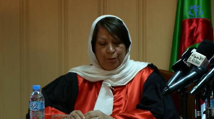 الجزائر - رئيسة لمجلس الدولة... فمن تكون فريدة بن يحيى؟ — TSA عربي