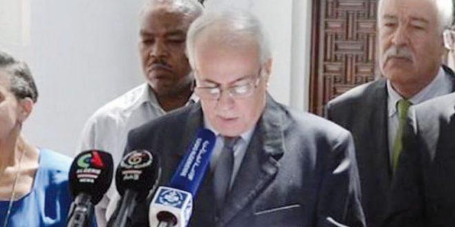 الجزائر - تفاصيل أول لقاء للجنة الحوار مع بعض فواعل الحراك الشعبي — TSA عربي