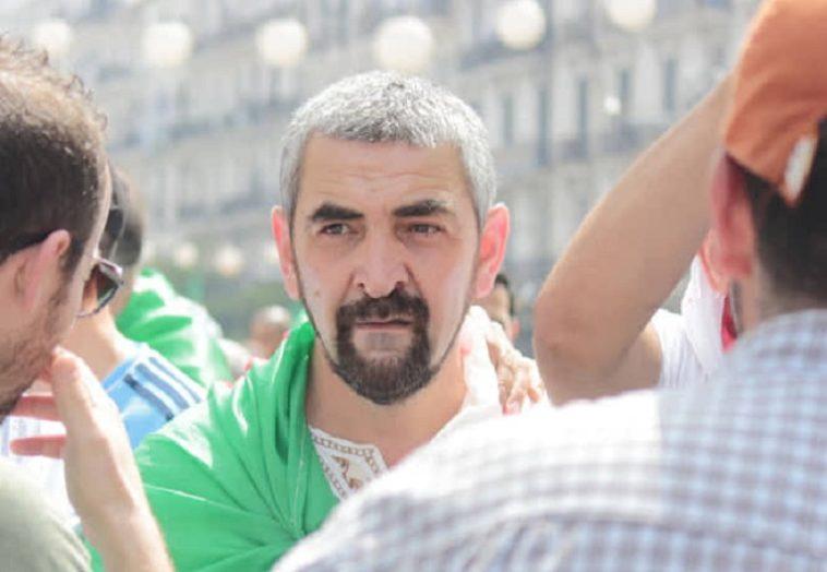 الجزائر-إيداع الناشط السياسي سمير بلعربي الحبس المؤقت — TSA عربي