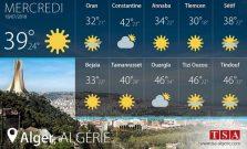 Les prévisions météo du mercredi 18 juillet