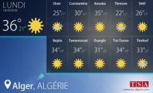 Les prévisions météo du lundi 14 octobre