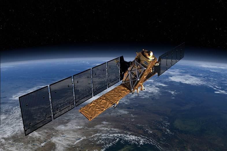 Le satellite de Télécommunications Alcomsat-1 (ASAL)