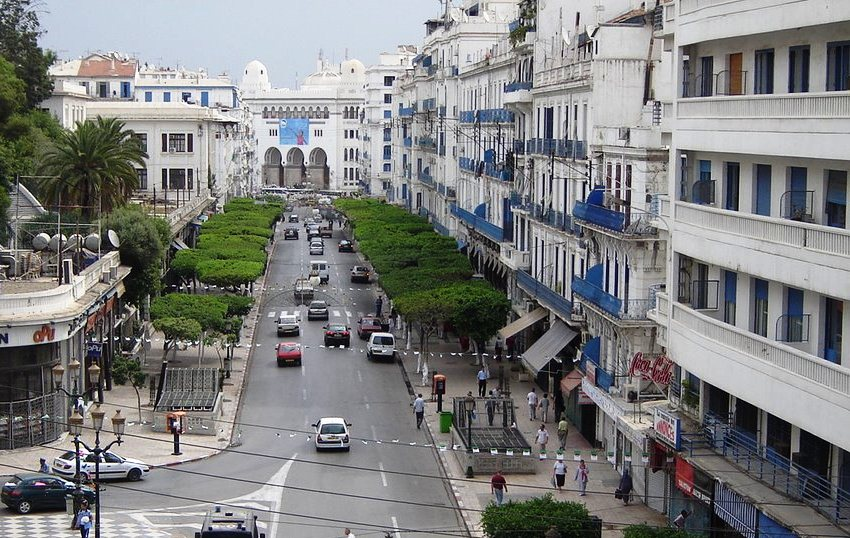 Alger, l'une des villes qui offrent la pire qualité de vie au monde