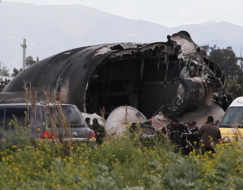Les Algériens rendent hommage aux victimes du crash de Boufarik