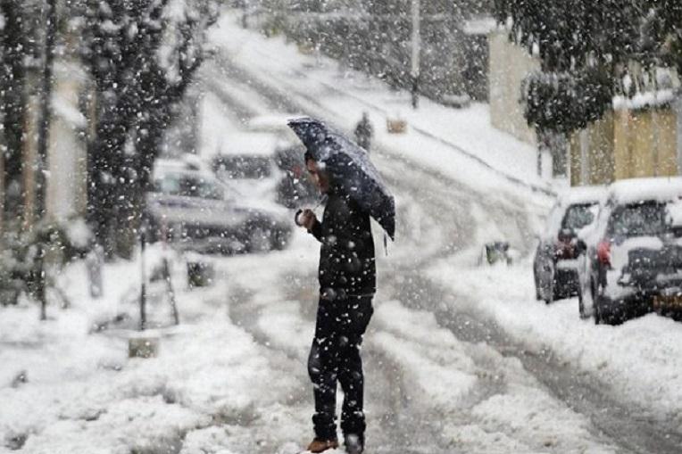 M t o des averses de pluies et de la neige partir de - Office national de publication et de communication ...