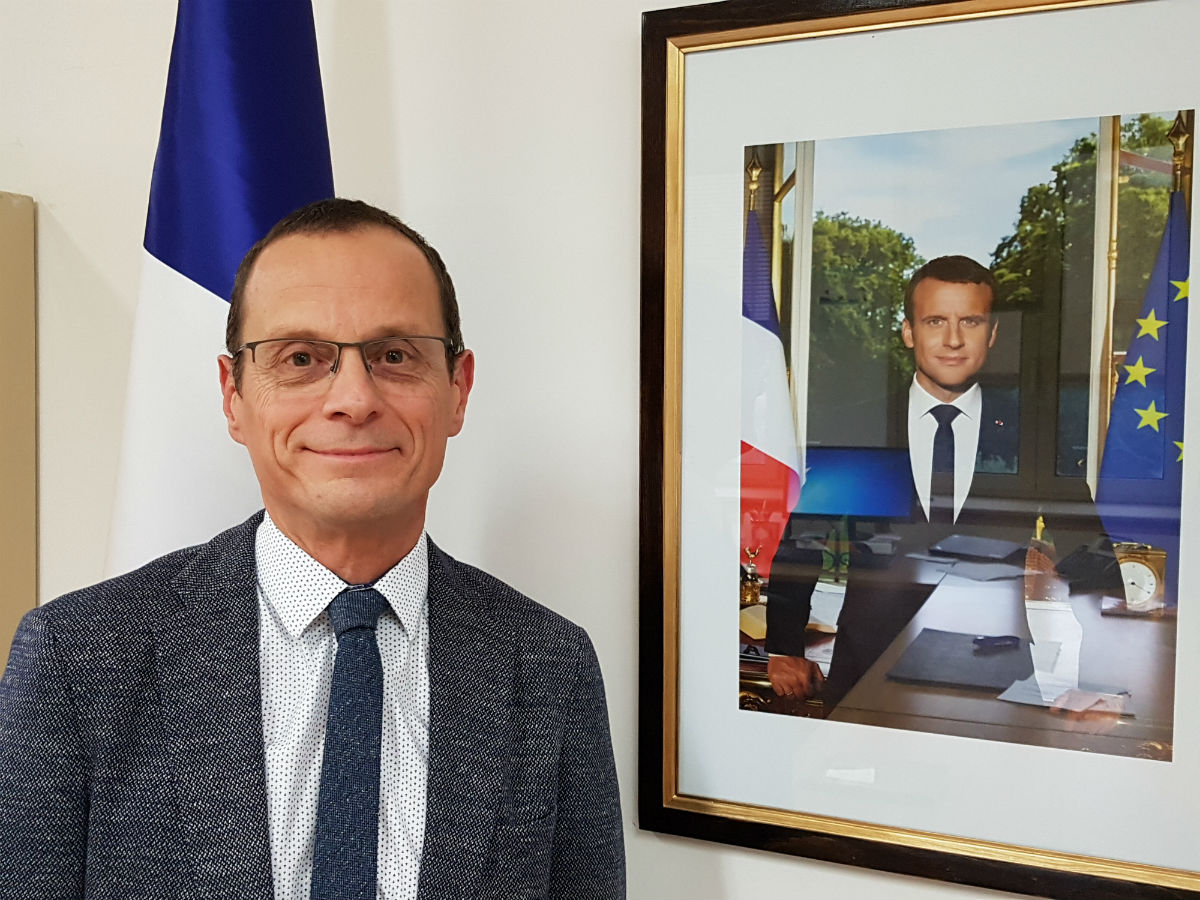 Marc Sédille © TSA
