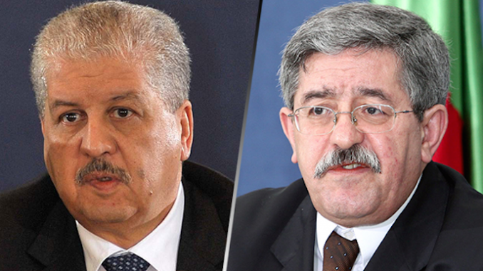 Cour d'Alger : de lourdes peines requises contre Ouyahia et Sellal