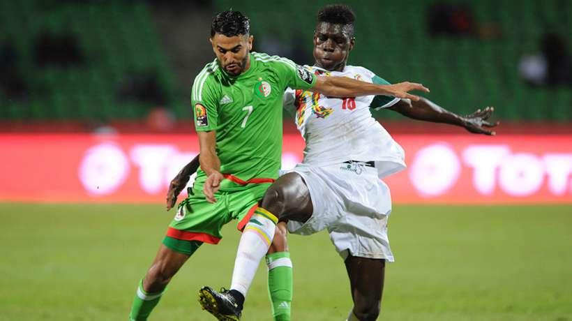 Algerien Senegal