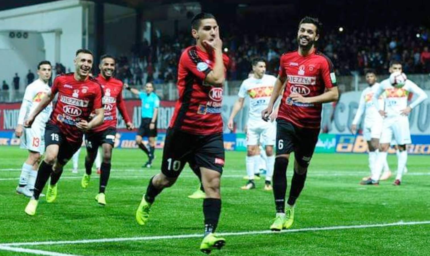 Equipe D Algerie Calendrier.Ligue 1 Le Calendrier De La Competition Publie Tsa