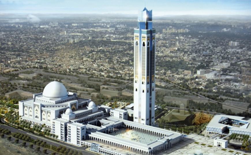 Ramadan : les prières autorisées à la Grande Mosquée d'Alger fixées