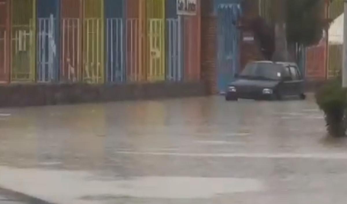 VIDÉO. Inondations à Béjaïa après une nuit de pluies torrentielles