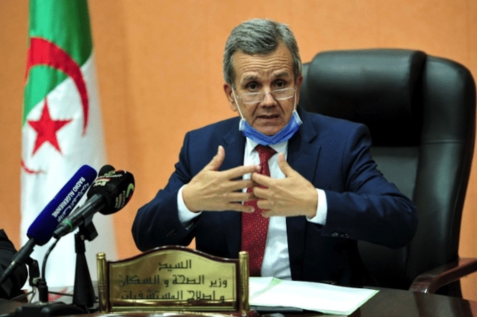 Variant indien en Algérie : la réaction du ministre de la Santé