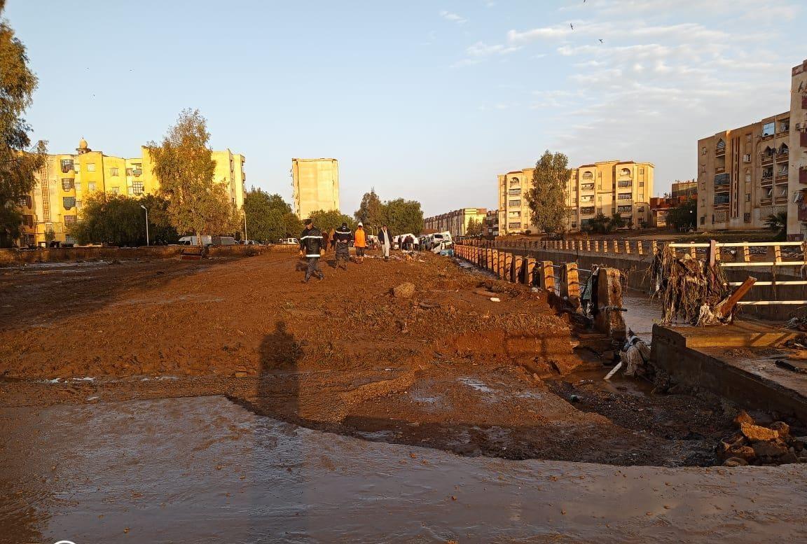PHOTOS-VIDÉOS. Des scènes de désolation après les inondations à Médéa