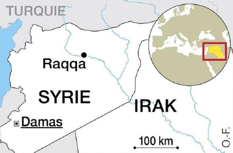 L'alliance arabo-kurde est entrée à Raqa (commandant) — Syrie
