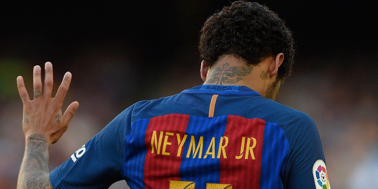 Mercato PSG: De nouveaux maillots Neymar disponibles samedi