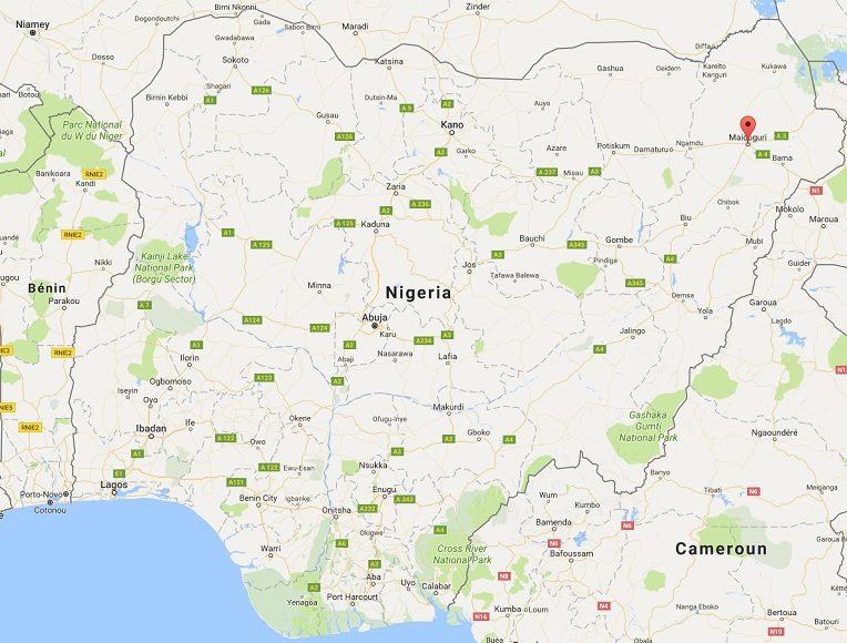 Une kamikaze se fait exploser au Nigéria, tuant 27 personnes