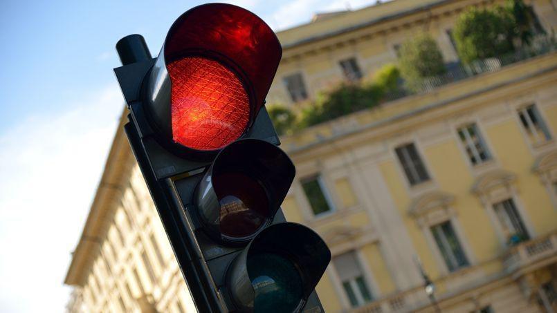 Feux rouges à Alger : c'est parti !
