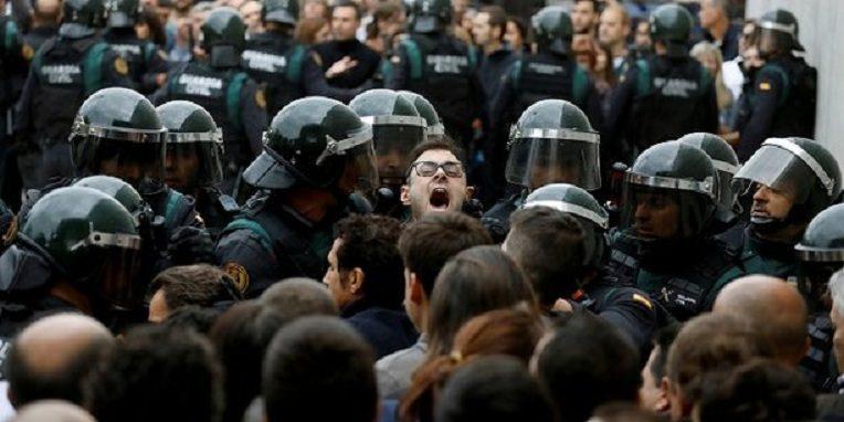 Le président de l'exécutif donnera une allocution ce mardi — Catalogne