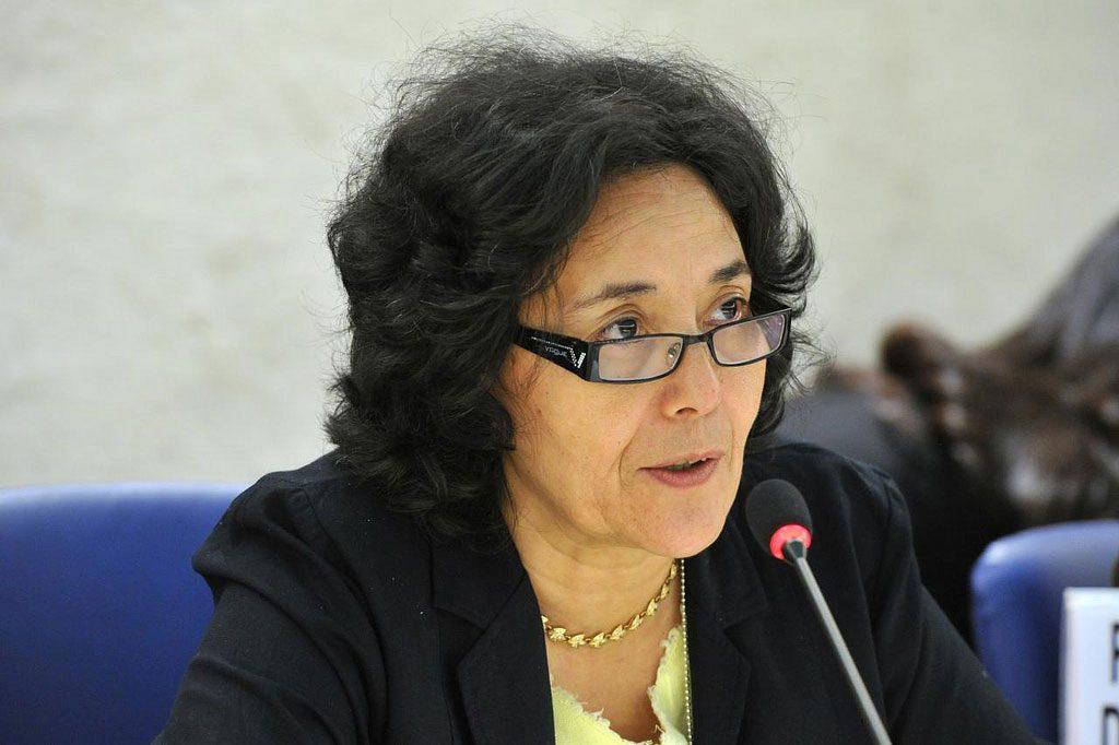 Une magistrate Algérienne à la tête de la mission de paix de l'ONU en RDC