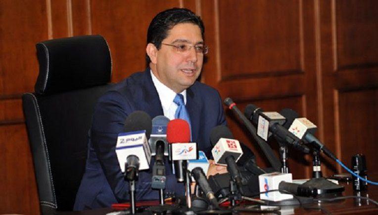 Bourita à Alger sur fond de frictions diplomatiques