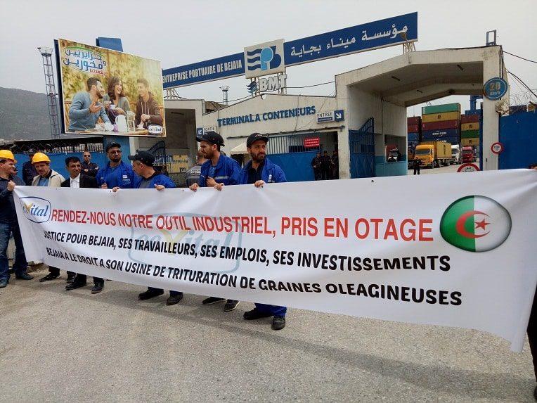 Béjaïa/ Nouvelle manifestation de soutien à Cevital